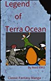 Legend of Terra Ocean Vol 01: International English Comic Manga Edition (English Edition)