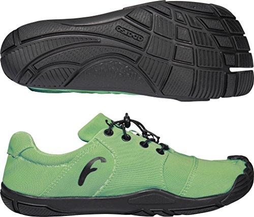 Freet Leap Chaussures de course Teal