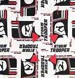 Star Wars StormTroopers Fleece-Stoff, offizielles