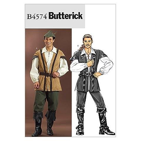Costume pour hommes - modèle XN (X - XXL - XXXL)