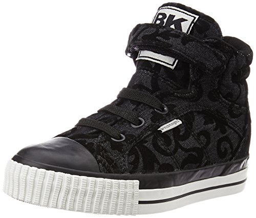 British Knights DEE RAGAZZE ALTE SNEAKERS Nero