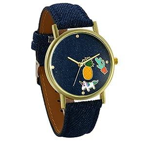 JewelryWe Relojes de Mujer Con