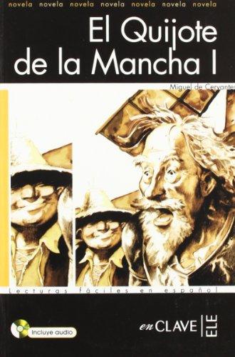 El Quijote de la Mancha I (1CD audio)