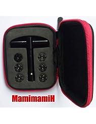 mamimamih 6x Poids Scews Kit + Clé pour Ping G25I25Driver hybride bois de parcours