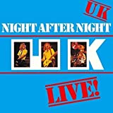 U.K.[Shm-CD]: Night After Night [+1 Bonus] (Audio CD)