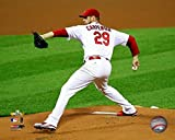 Chris Carpenter Game 3 of The 2011 NLCS Action Photo Print (40,64 x 50,80 cm)