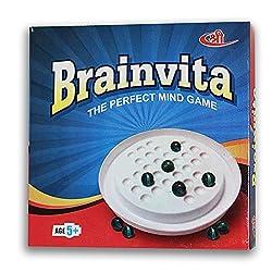 Kids Mandi Brainvita Board Game