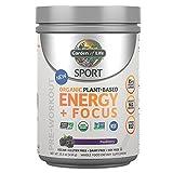 Garden of Life - Sport Organic Plant-Based Energy + Focus Blackberry - 15.3 Unze.