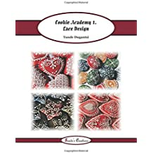 Cookie Academy 1. - Lace Design (Tunde's Creations)