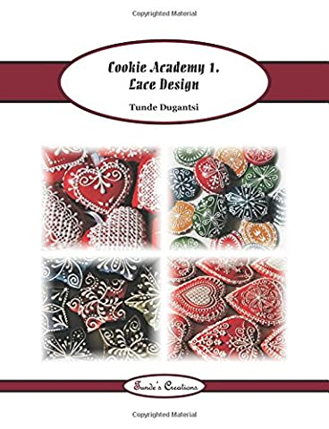 Cookie Academy 1. - Lace Design