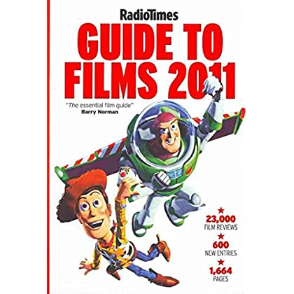 [(Radio Times Guide to Films 2011: v. 3)] [By (author) 'Radio Times' Film Unit] published on (September, 2010)