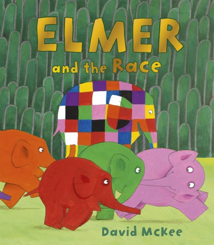 elmer-and-the-race