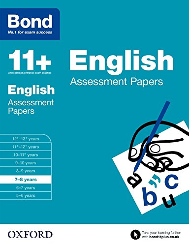 bond-11-english-assessment-papers-7-8-years