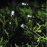 Smart Solar 1060040rb Guirlande lumineuse 200LED, blanc froid
