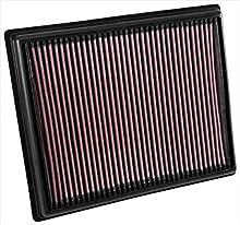 K&N 33-3035 Filtre à Air du Moteur: Haute Performance, Premium, Lavable, Filtre de Remplacement, Plus de Pouvoir, 2014-2018 (A1, S1, Ateca, Toledo IV, Ibiza V, Rapid, Polo)