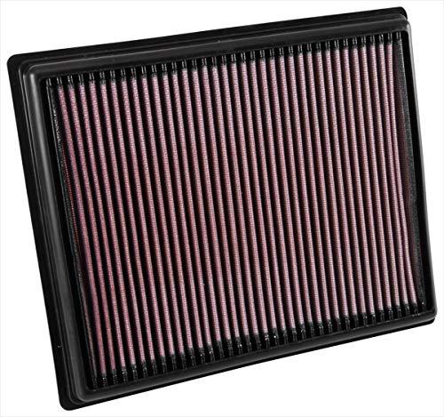 Scheda dettagliata K&Amp;N -33-3035 - Filtro dell'Aria Auto, Lavabile e Riutilizzabile