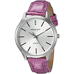 Johan Eric Women's JE2200-04-001.13 Herlev Analog Display Quartz Pink Watch