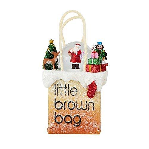 bloomingdales-exclusive-santa-little-brown-bag-snow-globe-ornament-by-bloomingdales