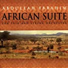 African Suite For Trio And String Orchestra