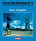 Geschichtsbuch - Allgemeine Ausgabe: Geschichtsbuch, Die Menschen und ihre Geschichte in Darstellungen und Dokumenten, Bd.4, Von 1918 bis 1995