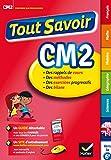 Tout Savoir CM2 - Réviser toutes les matières
