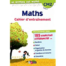 Au rythme des maths CM2 • Cahier d'exercices