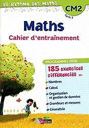 Au rythme des maths CM2  Cahier d'exercices