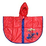 MANTELLINA SPIDERMAN Herren RAGNO MARVEL WASSERDICHT ANTI PIOGGIA - M97814MC anni 07/08 mehrfarbig