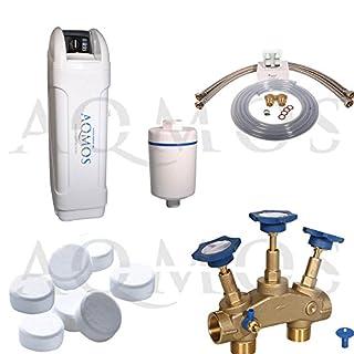 Wasserenthärter Angebot des Monats BM-60 Entkalkungsanlage Entkalker Wasserenthärtungsanlage Wasserentkalkungsanlage Weichwasseranlage Antikalkanlage