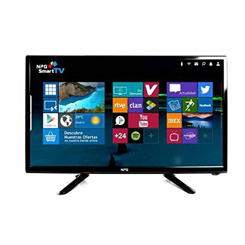 """NPG S400DL24F - TV D-LED 24"""" HD TV 1080p Smart TV Android [Clase de eficiencia energética A+]"""