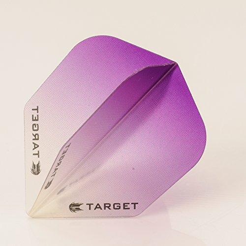 5 x Sets Target Vision Vignette lila Dart Flights
