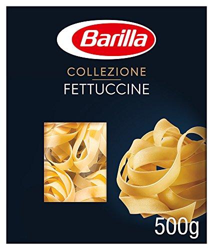 Barilla Hartweizen Pasta Collezione Fettuccine – 1er Pack (1x500g)