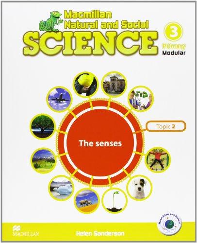 MNS SCIENCE 3 Unit 2 The Senses