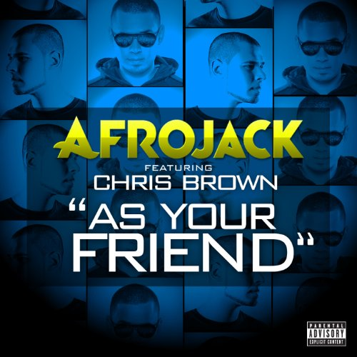 As Your Friend [feat. Chris Brown] [Explicit]