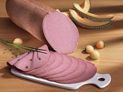 Truthahn-Cervelatwurst fein, Stück ca. 800g
