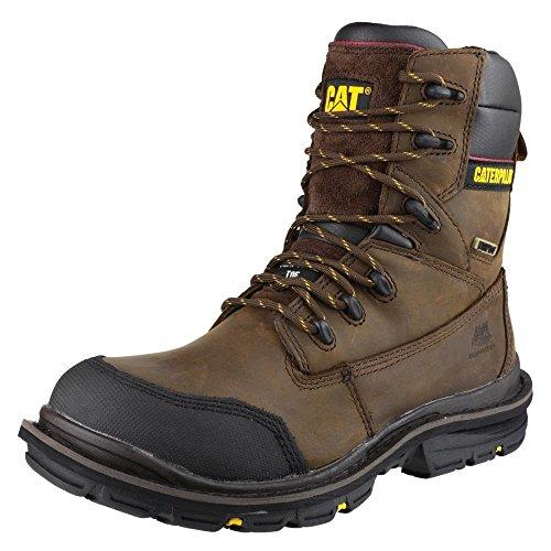 Caterpillar  Doffer, Chaussures de sécurité homme Marron - marron
