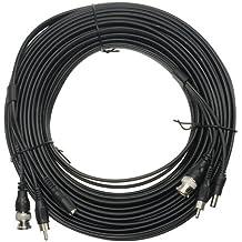 VideoVigilancia-Alarmas COX20A - Cable coaxial alargador para señales de vídeo-audio y alimentación
