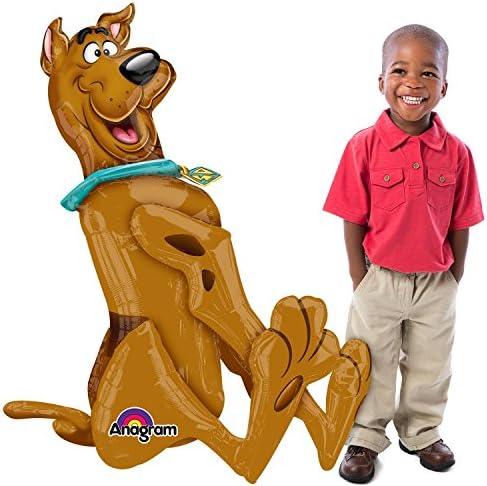 Cadeau spécial à vous spécial Amscan International Scooby Doo | Emballage élégant Et Robuste