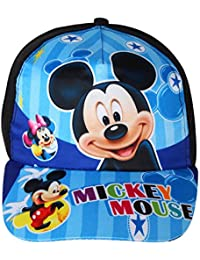 35f05501306 Eccellente Kids Caps for Girls (Age 4 - 10 Years) - Mickey Mouse -