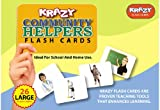 #6: Krazy Community Helpers - Flash Cards