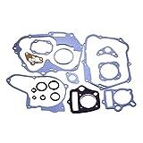50CC 70CC 90CC 110CC 125CC moteur joint de garniture de carburateur avec des joints d'huile pour Honda chinois pit bike Pochette de Joint Moteur Pour Dirt Bike Moteur 125cc Piston 48mm