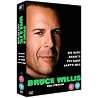 Bruce Willis Collection - Die Hard/Bandits/The Siege/Color Of The Night/Hart's War