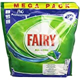 Fairy-All in One-capsules pour lave-vaisselle-100 Pièces