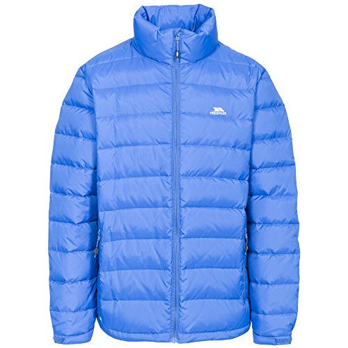 Trespass Herren Retreat Daunenjacke, XX-Large Blau