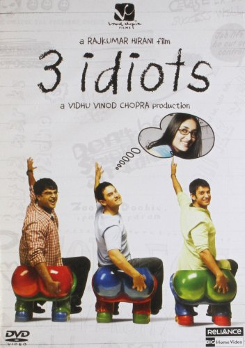 Bild von 3 Idiots - DVD - ALL REGIONS - Aamir Khan - Kareena Kapoor - Boman Irani - Bollywood - English Subtitles Only