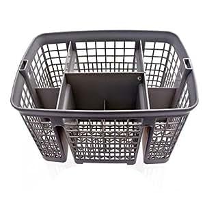 Panier a couverts (sans grille et poignee) dfh525 lave vaisselle brandt dfh825