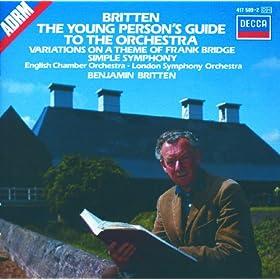 Britten: Simple Symphony, Op.4 - 1. Boisterous Bourr�e