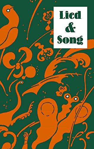 Lied & Song: Ein Liederbuch für Schulen von der 5. bis 13. Jahrgangsstufe herausgegeben vom Verband Bayerischer Schulmusikerzieher. Liederbuch.