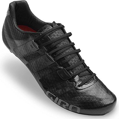 Giro Prolight Techlace - Zapatillas Hombre - Negro Talla del Calzado 42,5 2018