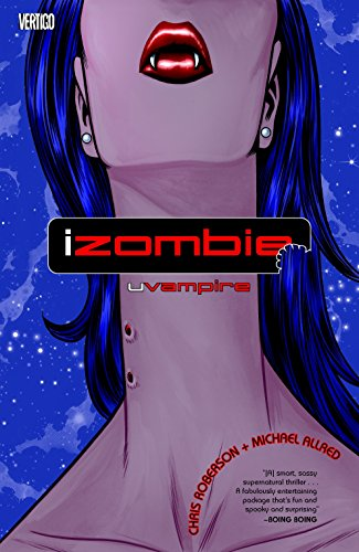 iZombie Vol. 2: uVampire (Halloween-zombies, Teil 1)